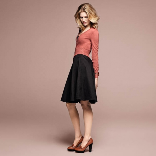 H&M Fall Silhouettes Lookbook