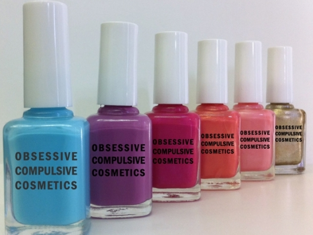 Obsessive Compulsive Cosmetics Pretty Boy Makeup Collection for Fall/Winter 2011