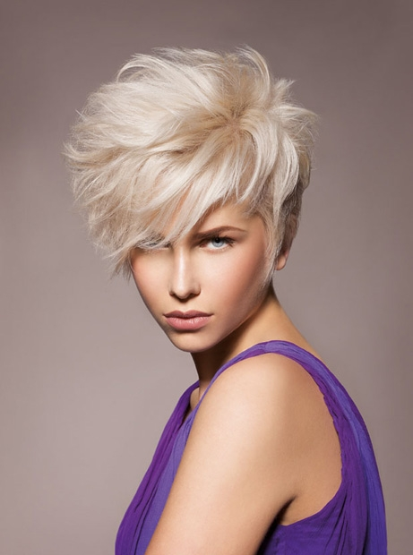 Hottest New Season Short Hairstyles