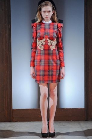 Fall/Winter 2011 Fashion Trend- Plaids
