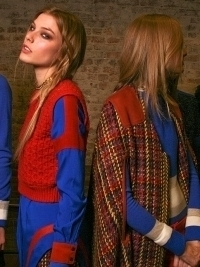 Plaid Fashion Trend Fall/Winter 2011-2012