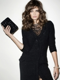 Isabeli Fontana for Mango Fall 2011 Campaign