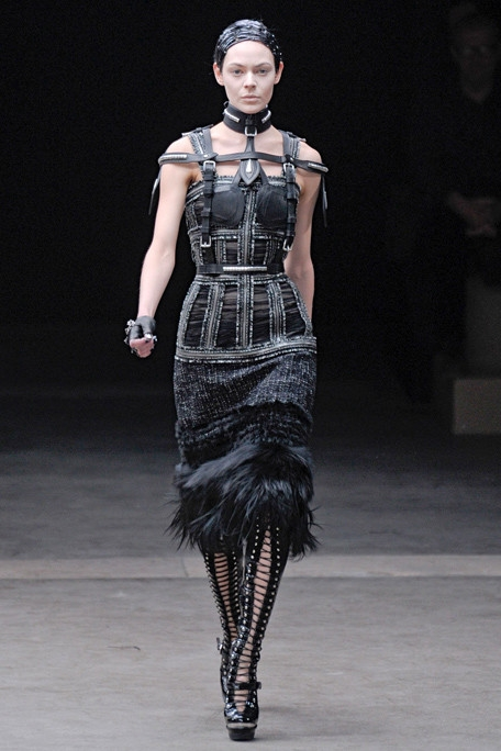 Fall Winter 2011 Fetish Wear Fashion Trend