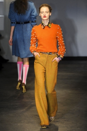 Dots Fashion Trend Alert Fall/Winter 2011-2012