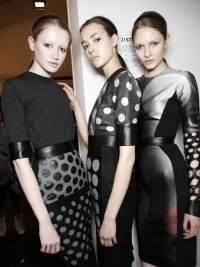 Polka Dots Fashion Trend Fall/Winter 2011-2012