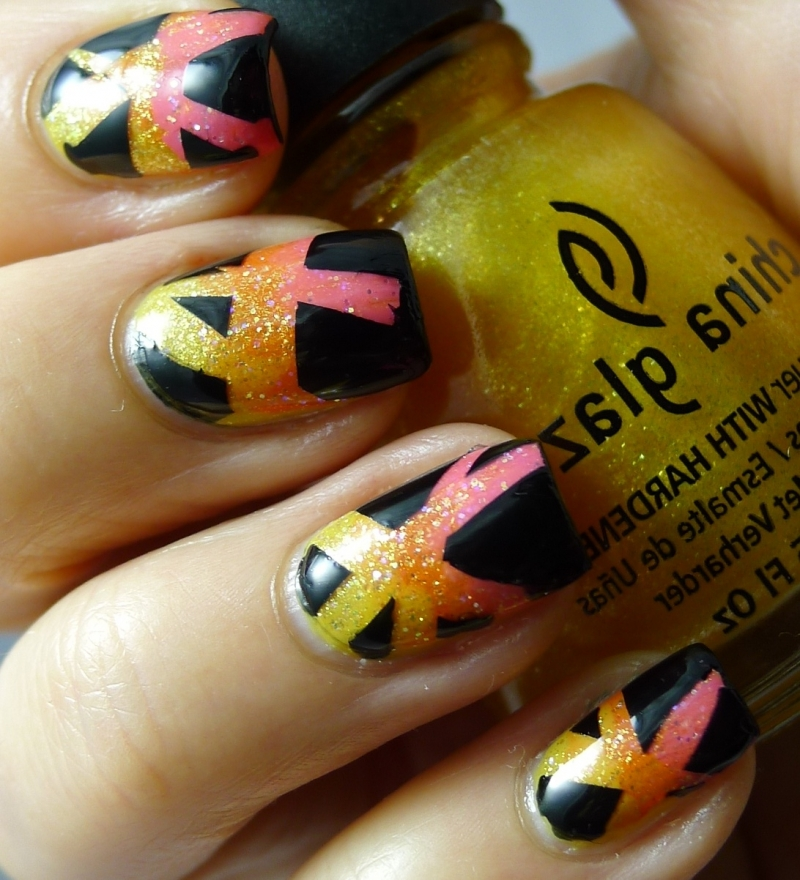Colorful Nail Design Ideas