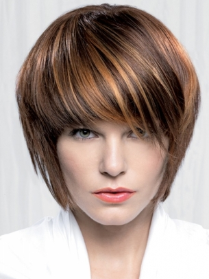 Brown Hair Color Idea