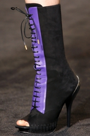 Fall/Winter 2011-2012 Shoe Trends