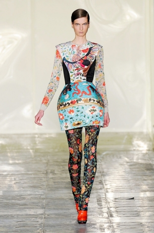 Trendy Prints for Fall/Winter 2011-2012