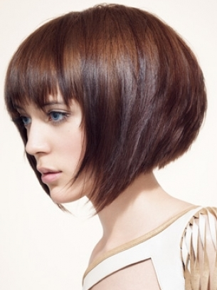 Brunette Haie Color