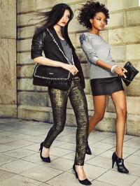 Mango Fall 2011 City Wear Lookbook