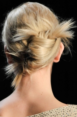 Fall/Winter 2011-2012 Updo Trends