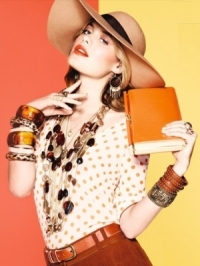 Accessorize Autumn/Winter 2011 Lookbook