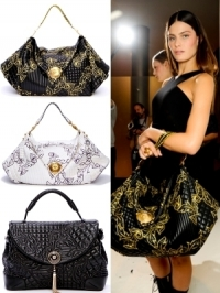 Versace Fall 2011 Handbags and Totes