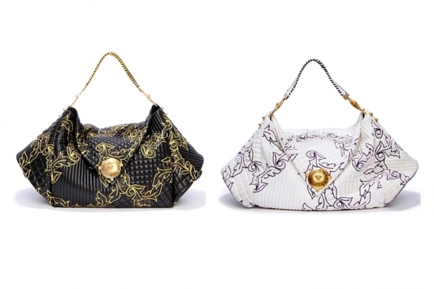 Versace Fall/Winter 2011 Handbags
