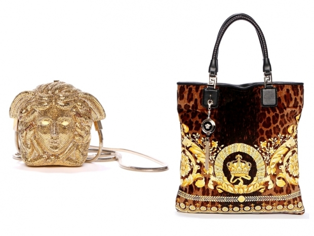 Versace Handbags Fall 2011