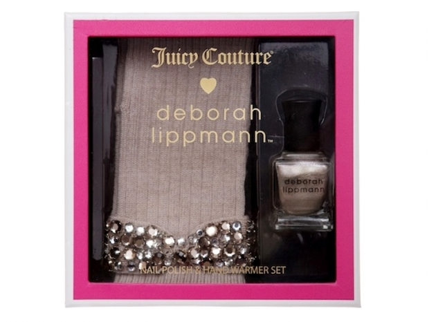 Juicy Couture x Deborah Lippman Holiday Nail Polishes 2011