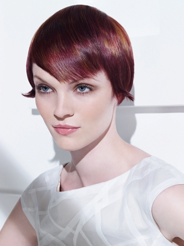 short medium hair style layered hairstyles for fall 6582 | joico hair style