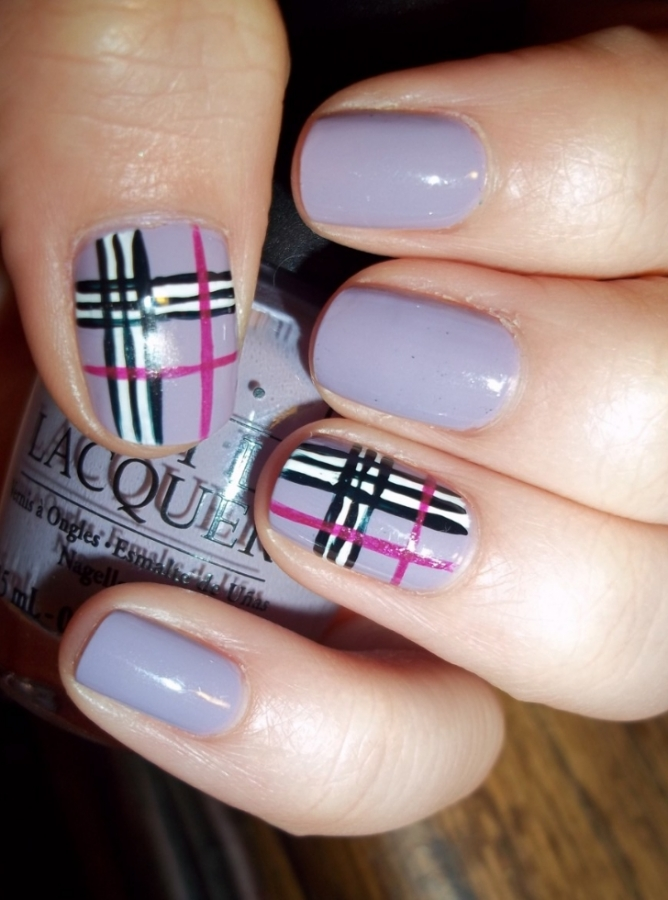 Easy and Chic Nail Art Ideas.