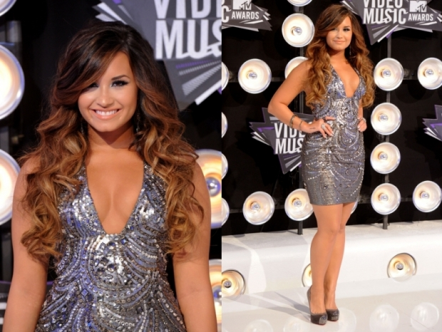 2011 MTV Video Music Awards Red Carpet Fashion