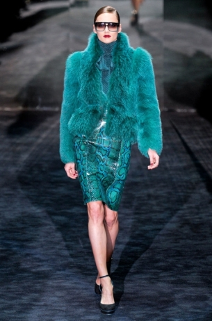 Fall/Winter 2011-2012 Fur Fashion Trend