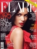 Freida Pinto Covers Flare October 2011