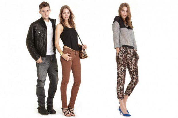 Barneys New York CO-OP Fall 2011 Collection
