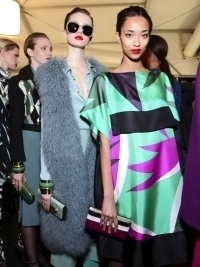 Fall/Winter 2011 Fashion Trend Alert: Bold Color Mixes