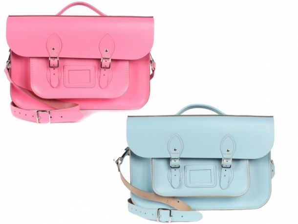 Colorful Bohemia Satchel Bags 2011