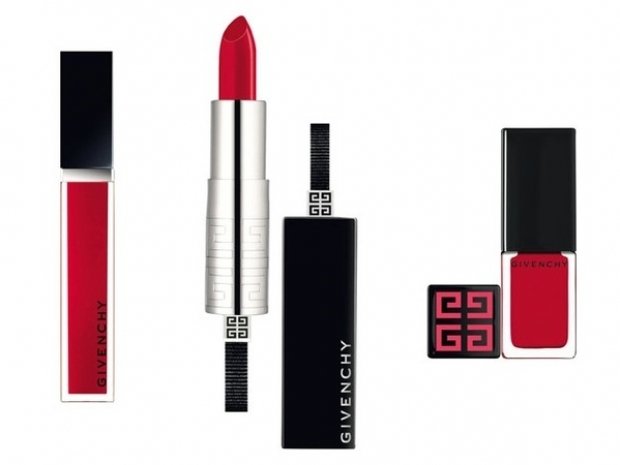 Givenchy Spring 2012 Makeup Collection
