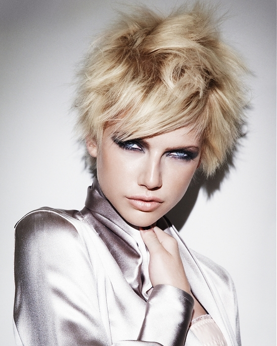 Party Styling Tips For Short Hair