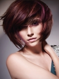 Hip Medium Haircut Ideas 2012