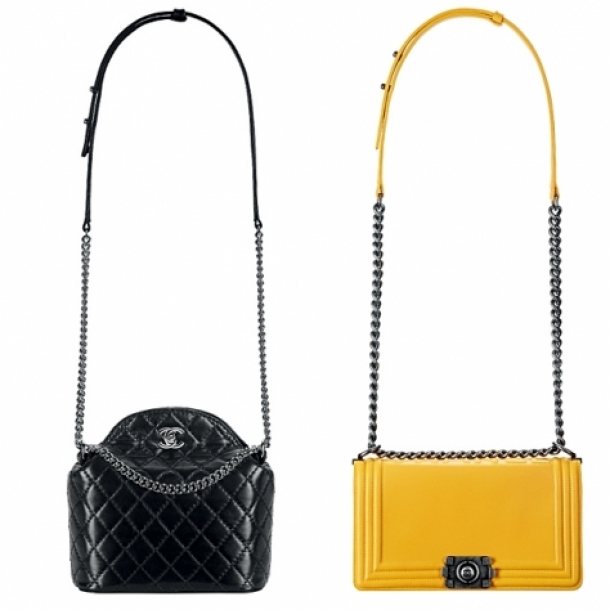 Chanel Cruise 2012 Bags