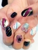 Colorful and Simple Nail Design Ideas