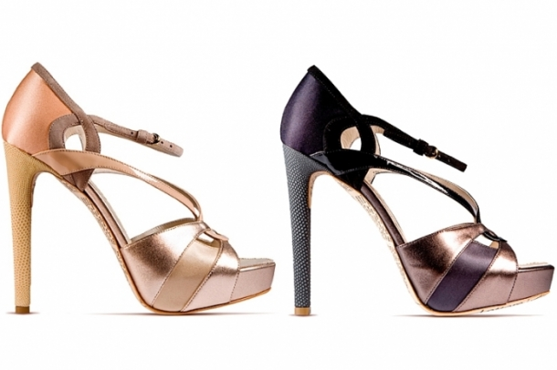 John Galliano Resort 2012 Shoes