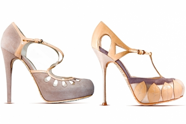 John Galliono S/S 2012 Shoes