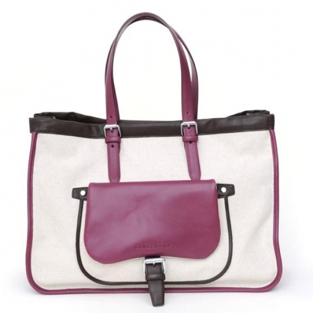 Longchamp Spring 2012 Handbags