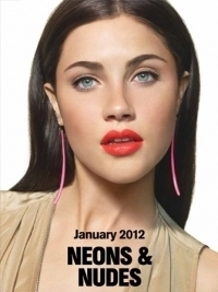 Bobbi Brown January 2012 Neons and Nudes Makeup Collection