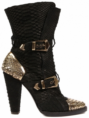 Balmain Spring 2012 Shoes