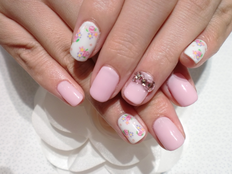 Lovely Nail Art - Best Nails Art Ideas