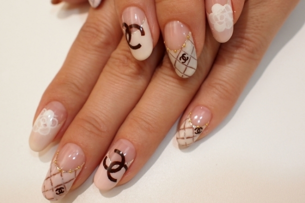 Stylish Nail Art