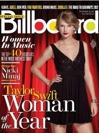 Taylor Swift Covers Billboard's Women in Music Issue