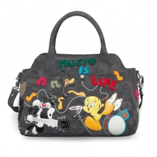Braccialini Looney Tunes Handbags