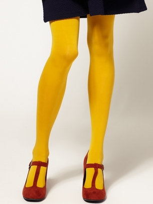 Yellow Tights