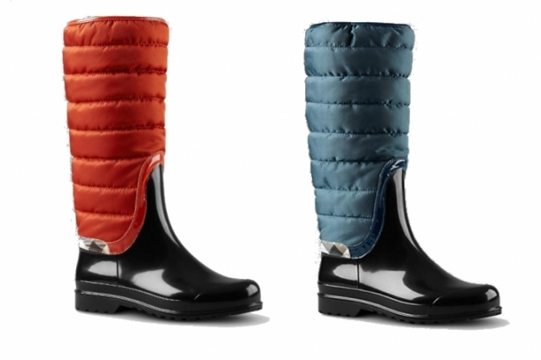 burberry rubber boots 2012 winter set6 thumb - Burberry'den Rubber Botlar