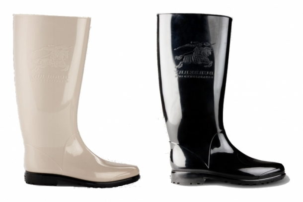 burberry rubber boots set7 thumb - Burberry'den Rubber Botlar