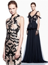 Alexander McQueen Spring 2012 Lookbook
