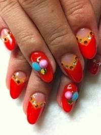 New Season Nail Art Ideas 2012