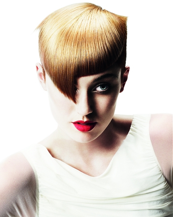 Cool Short Hairstyle Ideas 2012