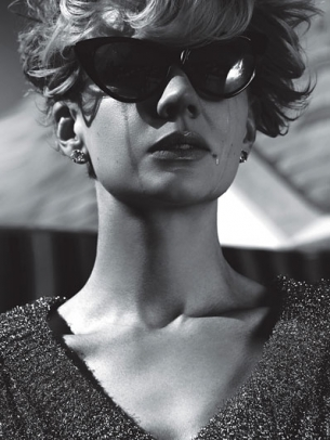 Carey Mulligan W Magazine January 2012